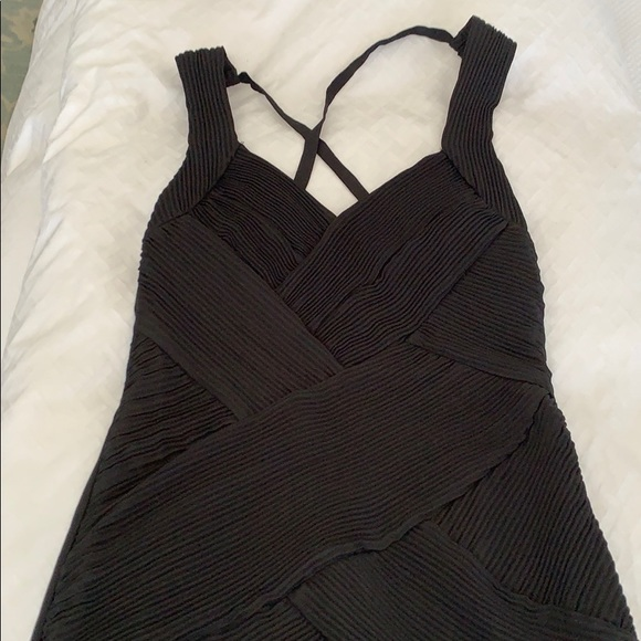 Forever 21 size small black dress